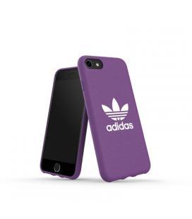 Carcasa adidas original ss19 violeta - tpu flexible - compatible con iphone 6 / 6s / 7/ 8