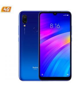 SMARTPHONE XIAOMI REDMI 7 6,26''HD+ OC 3GB/32GB 4G-LTE 8/12+2MPX DUALSIM A9.0 BLUE