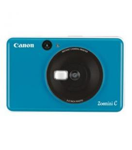 Camara instantanea canon zoemini c impresora azul mar 5mp - Imagen 1