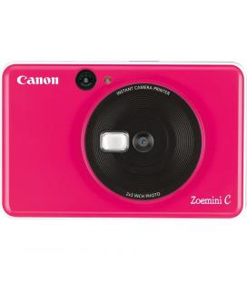 Camara instantanea canon zoemini c impresora rosa chicle 5mp - Imagen 1