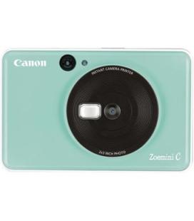 Camara instantanea canon zoemini c impresora verde menta 5mp - Imagen 1