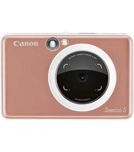 Camara instantanea canon zoemini s impresora rosa oro 8mp/ bluetooth