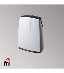Deshumidificador fm dh-20 - 480w - area de acción 20-30m - capacidad 20l/dia - capacidad tanque 2.3l - eliminación humedad