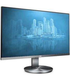 Monitor ips aoc i2490vxq/bt - 23.8'/60.45cm - 1920x1080 full hd - 16:9 - 250cd/m2 - 100m:1 - 4ms - hdmi - vga - flicker free -