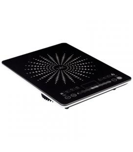 Placa de inducción jata vin145 - 2100w - ø120/260mm - display led - 8 funciones programadas - superficie de cristal de 4 mm