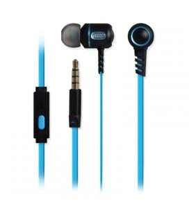Auriculares spirit of gamer legión blue armored - drivers 10mm - conector jack 3.5mm - func. manos libres - compat.