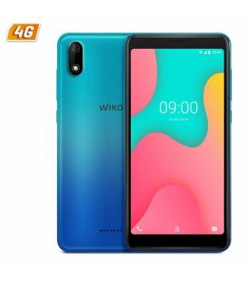 Smartphone móvil wiko y60 bleen - 5.45'/13.8cm fwvga+ - qc 1.3ghz cortex a53 - 1gb - 16gb - cámara 5/5mp - 4g - android 9 - bt