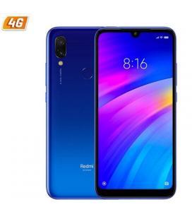 Smartphone móvil xiaomi redmi 7 blue - 6.26'/15.9cm - oc 1.8ghz - 2gb ram - 16gb - cam 12+2/8 mp - 4g - dual sim - bat 4000mah