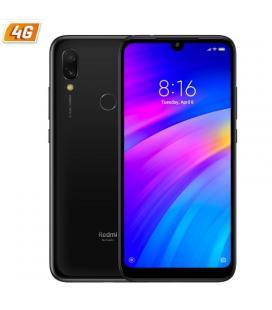 Smartphone móvil xiaomi redmi 7 black - 6.26'/15.9cm - oc 1.8ghz - 2gb ram - 16gb - cam 12+2/8 mp - 4g - dual sim - bat 4000mah