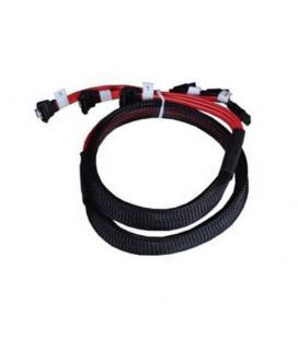 Lianli SATA-LT90-4R. Cable Rojo SATA - Imagen 1