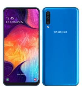 """Samsung Galaxy A50 SM-A505 6.4"""" 128GB 4GB Azul"""