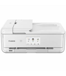 Multifuncion canon ts9551c inyeccion color pixma a3/ negra/ red/ wifi/ duplex impresion/ adf/ tintas independientes/ lcd tactil