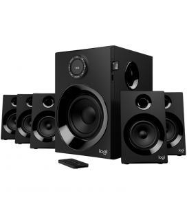 Altavoces logitech z607 5.1 surround/ 160 w rms sonido envolvente - Imagen 1
