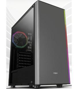CAJA ATX NOX HUMMER INFINITY OMEGA 1XUSB3.0 2XUSB2.0 NEGRO RGB - Imagen 1