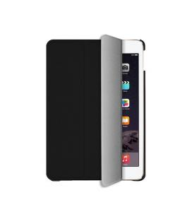 FUNDA LIBRO APPLE IPAD 9.7 MACALLY BSTAND NEGRO