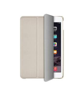 FUNDA LIBRO APPLE IPAD 9.7 MACALLY BSTAND DORADO