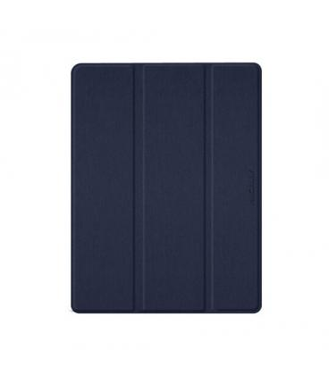 FUNDA LIBRO APPLE IPAD 11 MACALLY BSTAND AZUL - Imagen 1
