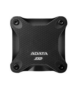 DISCO DURO EXT USB 3.1 2.5 SSD 240GB ADATA SD600Q BLACK - Imagen 1