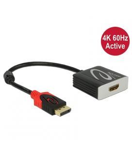 DELOCK Adapt. Displayport 1.2 M/ HDMI H 4K60Hz
