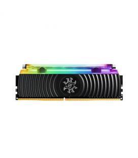 MEMORIA ADATA DIMM DDR4 16GB 3200MHZ CL16 XPG SPECTRIX D80 LED-RGB REFRIGERACION LIQUIDA BLACK