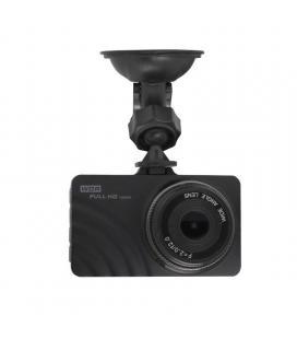 Cámara dashcam denver cct-2010 - pantalla lcd 3.0'/7.6cm - grabación 1080p - 12mp - 140º visión - g-sensor - ranura microsd - -
