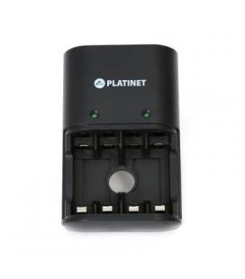 PLATINET PACR34 CARGADOR+4 PILAS R03 900mAH
