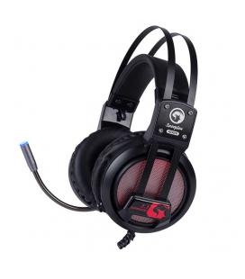 AURICULARES GAMING SCORPION HG9028 7.1 VIRTUAL CON LUZ LED
