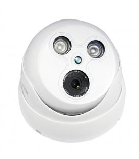 Camara de seguridad domo hdcvi phoenix cctv 2.0mp full hd 2.9mm / 4 en 1 / 2 arrays ir led / sensor sony / tvi cvi ahd cvbs / ip