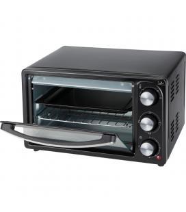 Horno de sobremesa jata hn916 - 1200w - capacidad 16l - función grill - indicador luminoso - temporizador de 60 min