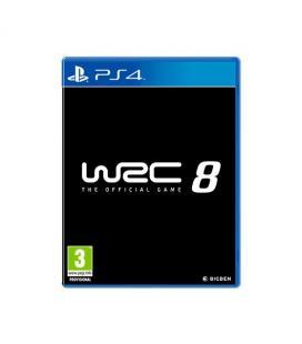 JUEGO SONY PS4 WRC 8