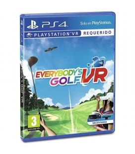 Juego para consola sony ps4 everybodys golf - requiere playstation vr