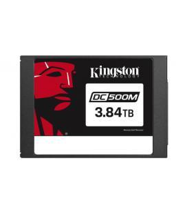 """MEMORIA SSD KINGSTONE DC500M 3840GB 2.5"""" ENTERPRISE SATA"""