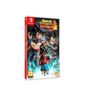 JUEGO NINTENDO SWITCH SUPER DRAGON BALL HEROES W.M