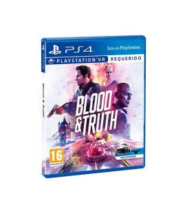 JUEGO SONY PS4 VR BLOOD AND TRUTH VR P/N.- 9998792 9998792