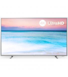"Tv philips 55"" led 4k uhd - 55pus6554 - hdr10+ - smart tv - 3 hdmi - 2 usb - dvb - t - t2 - t2 - hd - c - s - s2 - wifi -"