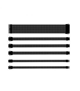KIT EXTENSION CABLES COOLER MASTER NEGRO - Imagen 1