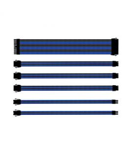 KIT EXTENSION CABLES COOLER MASTER AZUL/NEGRO - Imagen 1