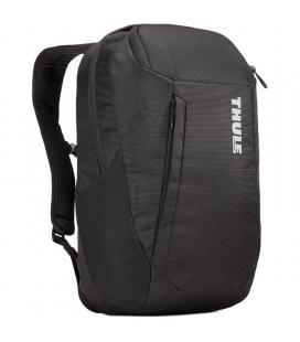 Mochila thule accent backpack black - 20l - para portátiles hasta 15'/38.1cm compartimento con bolsillo oculto - correa