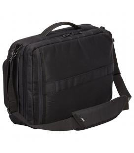 Maletín mochila thule accent black - bolsillos para portátiles 15.6'/39.6cm / tablets 10'/25.4cm - bolsillos organizadores -