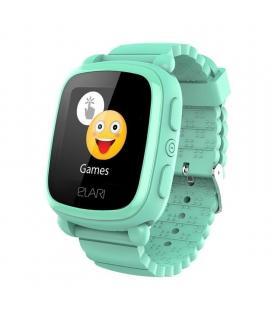 Reloj inteligente con localizador para niños elari kidphone 2 verde - pantalla táctil color - gps/lbs - comunicación