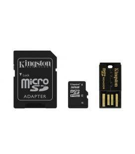 Kingston Technology 32GB Multi Kit 32GB MicroSDHC Flash memoria flash