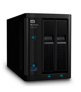 Western Digital My Cloud PR2100 NAS Compacto Ethernet Negro