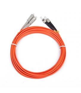 iggual Cable Fibra Óptica Duplex Mult. ST/SC 5 Mts