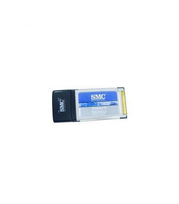 SMC Adaptador Inalámbrico CardBus EZ Connect N Pro (SMCWCB-N) - Imagen 1