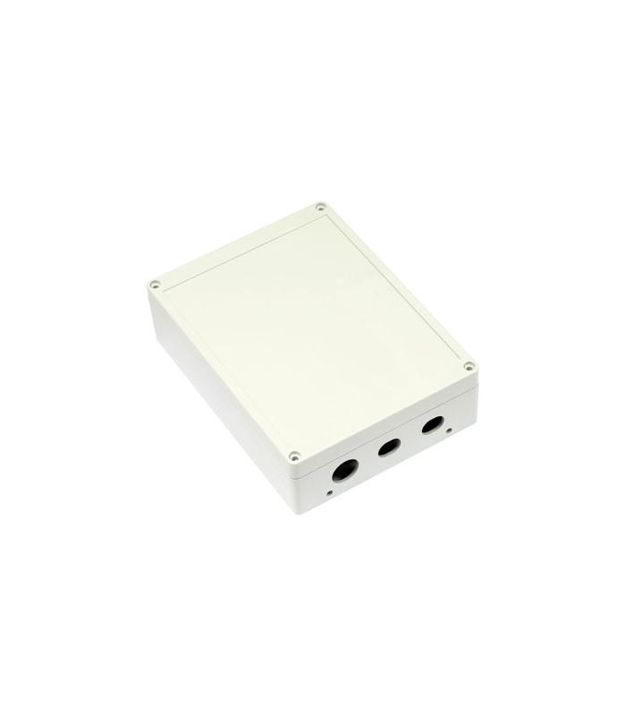 Mikrotik caots caja de plastico para exterior for Baules plastico para exterior