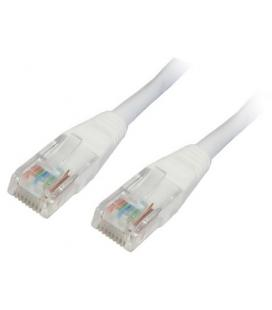 Nanocable CABLE RED LATIGUILLO RJ45 CAT.6 UTP AWG24, BLANCO, 1.0 M