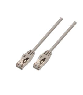 Nanocable 1m Cat5e 1m Cat5e SF/UTP (S-FTP) Gris