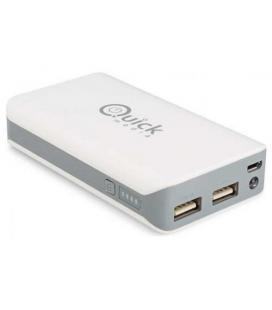 QUICKMEDIA PB80 8000 Mah Cargador Portátil (IPad) (QMPB80W)