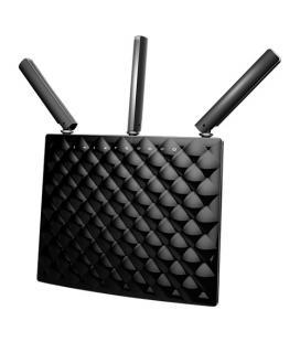 Tenda AC15 Dual band Gigabit Ethernet Negro router inal