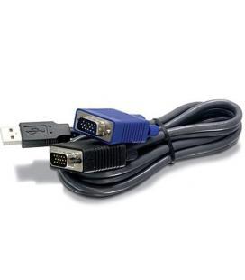 Trendnet 2.8m USB/VGA KVM
